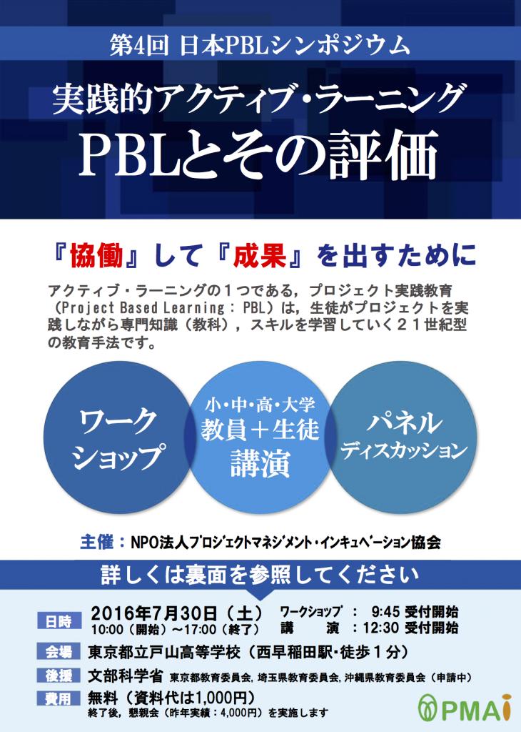 PBLSymposium2016